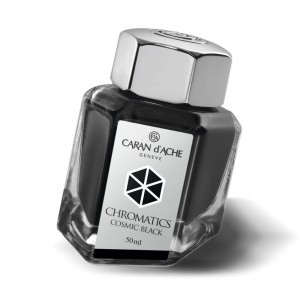 Atrament Caran d'Ache Cosmic Black 50ml
