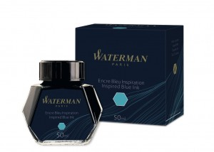 Atrament Waterman Turkusowy 50ml