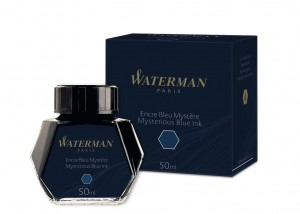 Atrament Waterman Granatowy 50ml