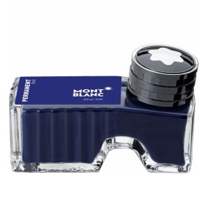 Atrament Montblanc Permanent Blue 60 ml