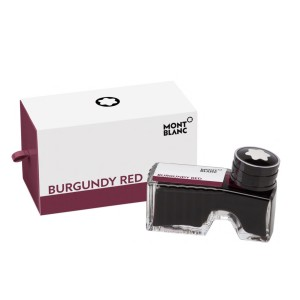 Atrament Montblanc Burgundy Red 60ml