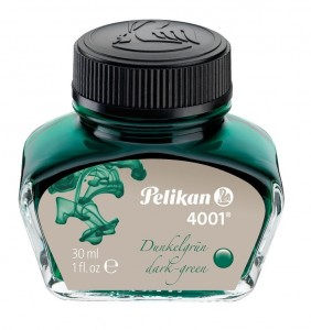 Atrament Pelikan Zielony 30ml