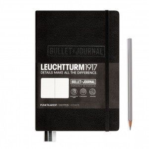 Bullet Journal Leuchtturm1917 Czarny