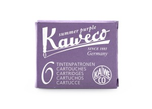 Naboje Kaweco Summer Purple 6szt.