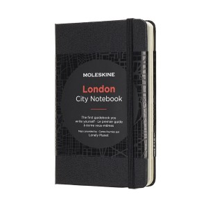 Notatnik Moleskine London