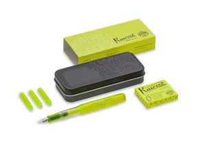 Zestaw Kaweco Highlighter Neon Yellow