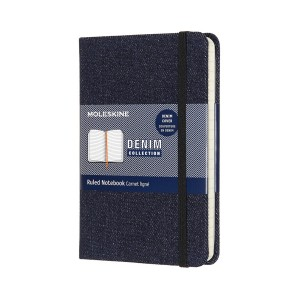 Notatnik Moleskine Denim P Prussian Blue