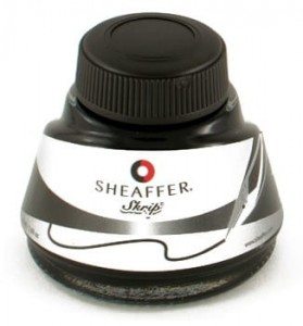Atrament Sheaffer Skrip Czarny (50ml)