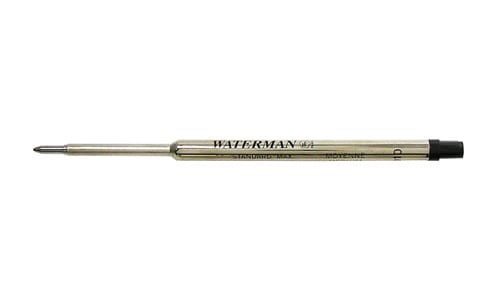 Waterman_Ballpoint_black