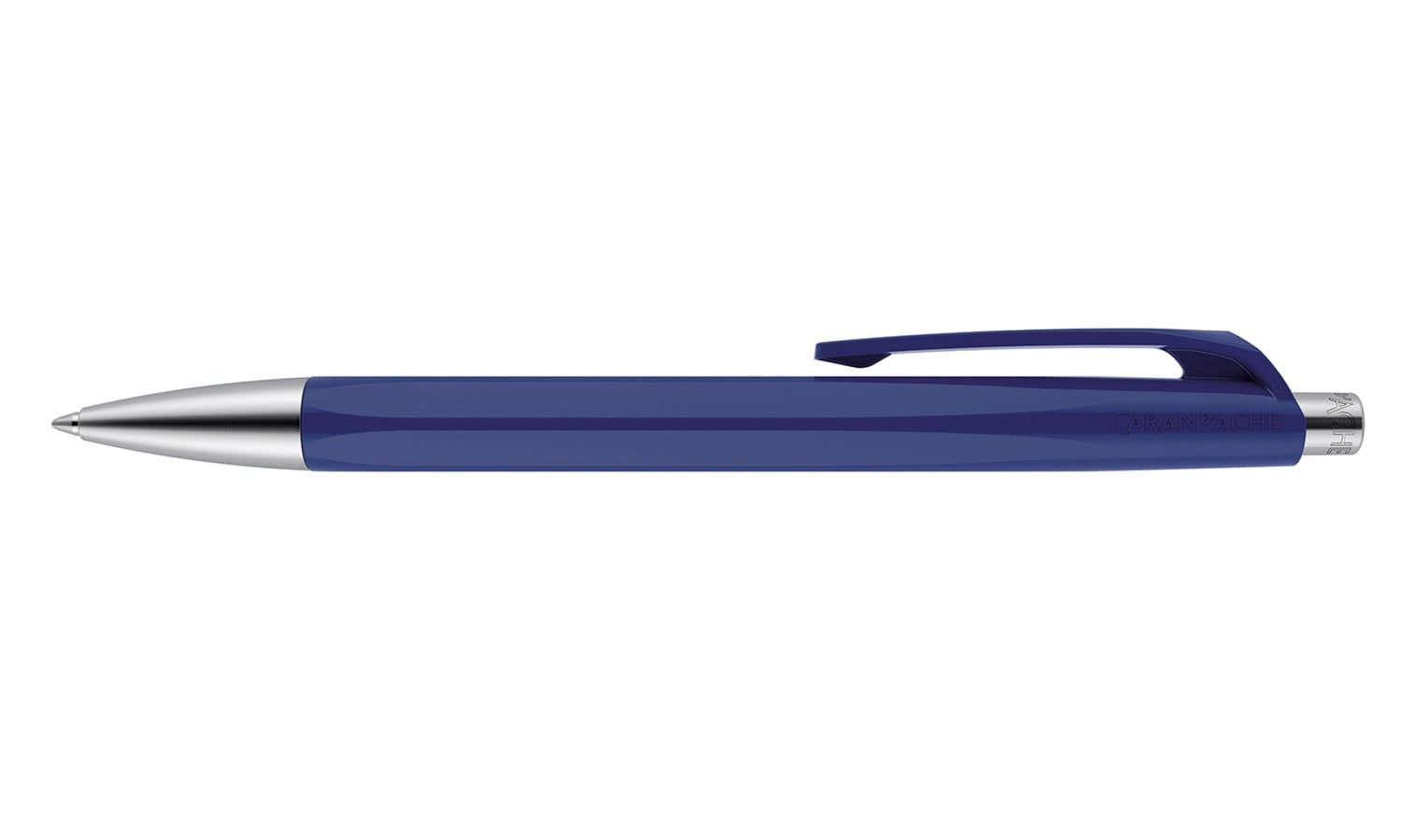 Caran-d-ache-888-infinite-night-blue-ballpoint