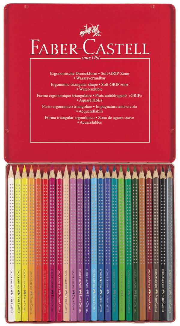 112423_Coloured pencil Colour GRIP tin of 24_Office_17119